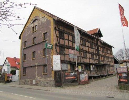budynek handlowo-mieszkalny Lębork 01