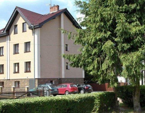 budynek mieszkalno-pensjonatowy Łeba 01
