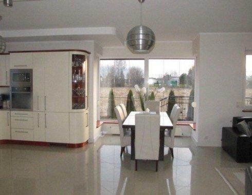 dom z warsztatem Lębork-Ługi 11